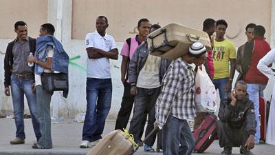 6 أشهر أمام المخالفين المصريين لمغادرة السعودية