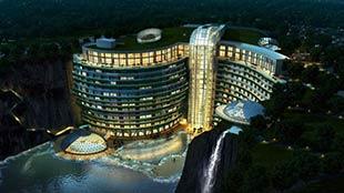 تعرفوا إلى أحدث الفنادق الفخمة... يضم 16 طابقًا تحت سطح الأرض