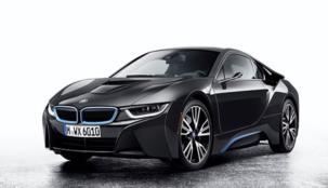 BMW i8 الجديدة ... كاميرا بدل المرايا