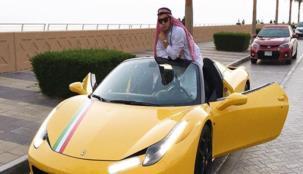 وفاة ملاكم شهير في دبي بعد «حادث فيراري» الشهير
