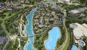 منتزه في دبي تكلفته تتخطى ال 2.8 مليار دولار ... فما هي مميزاته؟
