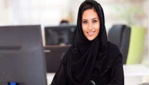 الإماراتية يسرى باقي تحصل على جائزة المرأه الفارسة لعام 2016
