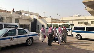 """السعودية تطلق خدمة لزيارة السجناء في المملكة عبر منصة """"أبشر"""""""