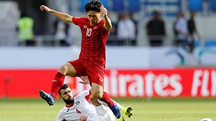 """فيتنام تضرب """"نشامى"""" الأردن بركلات الترجيح وتتأهل لدور الثمانية بكأس آسيا"""