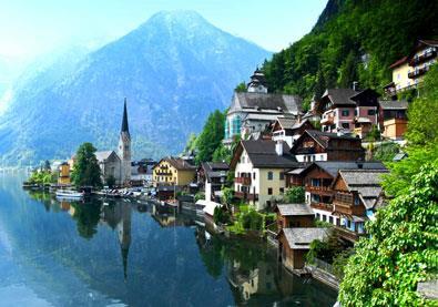 بالصوَر، النمسا.. حيث يتربّع الجمال ويتمدّد