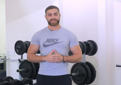 4 تمارين تضمن لك عضلة ترايسبس قوية