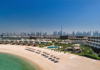 منتجع بولغري دبي، واحة حضرية في خليج جميرا، يفتح أبوابه اليوم