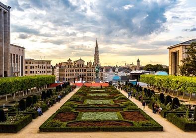 بالصوَر، بروكسل.. وجه العالم الحضاري الفاخر