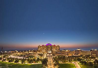 جناح إستثنائي في قصر الإمارات مُخصص للشهر الكريم