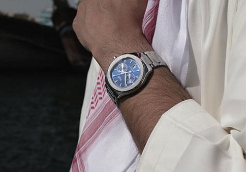 إكتشفوا دبي من خلال نظرة محمد سلطان الحبتور مع Piaget