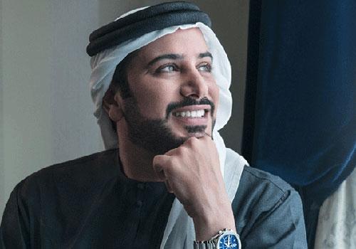 خاص بالفيديو: الإماراتي محمد سلطان الحبتور يحتفل بإطلاق ساعة Piaget Polo S
