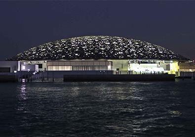 متحف اللوفر في أبوظبي ... من أجمل الوجهات السياحيّة العربيّة