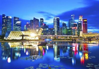 بالصوَر، مشاهِد مذهلة تدفعك لزيارة سنغافورة مع بداية عام 2018