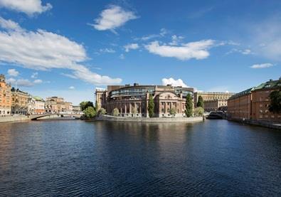 بالصوَر: السويد موطِن الرقي والحضارة