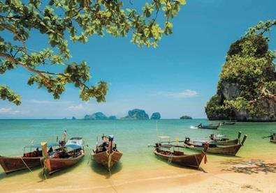 بالصوَر، تايلند.. جنّة على الأرض