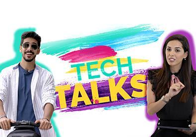 جهاز ذكي لم ترونه من قبل وخاصية مخفية في الهواتف الذكية |  TechTalks الحلقة الثالثة