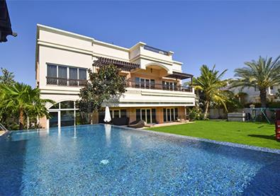 10 منازل مذهلة تفترش الإمارات العربية المتحدة
