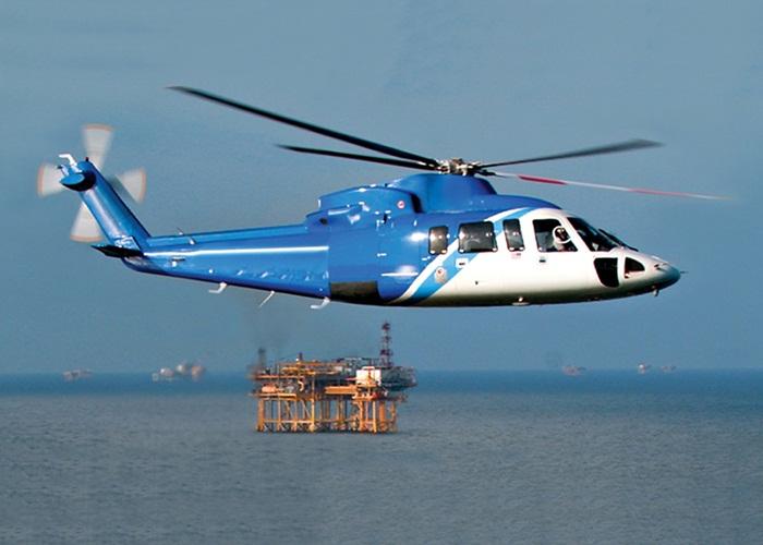 ألق نظرة على داخل مروحية Sikorsky S-76 لدونالد ترامب الفخمة
