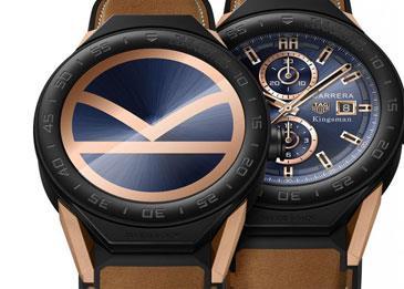 ساعة Connected Modular 45 Kingsman .. اصدار محدود من تاغ هوير