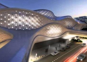 أين أصبح أول مترو في السعودية؟