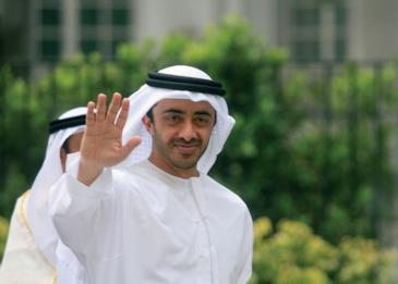 عبدالله بن زايد آل نهيان، وجه الإمارات الحضاري