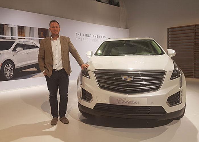 فيليكس ويلر لرائد:طورنا سيارة تمنحنا الرشاقة والسرعة