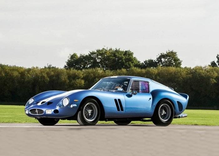 45 مليون £ مقابل سيارة Holy Grail من Ferrari