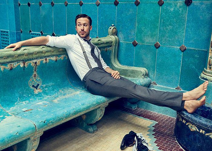 إليكم بعض نصائح الموضة مع Ryan Gosling
