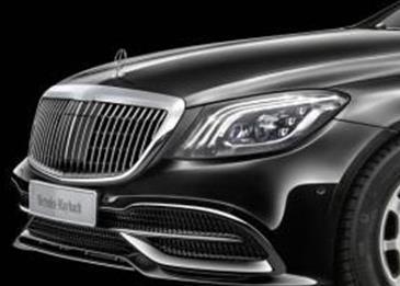 تعرف إلى موديل Mercedes-Maybach Pullman من مرسيدس