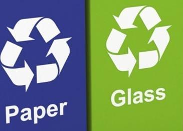 كيف يتم تدوير النفايات؟