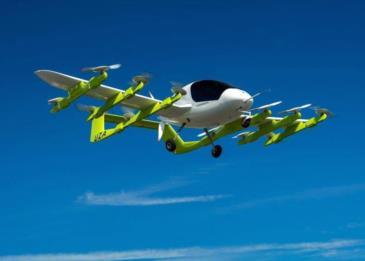 """""""كورا""""... تاكسي طائرة تُحلِق في سماء نيوزلندا"""
