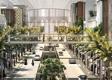 دبي القابضة وإعمار للعقارات يعلنان إطلاق مشروع دبي سكوير