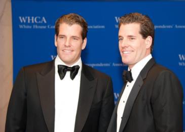 بعد تجاوزها ال 11500 دولار .. الشقيقان وينكليفوس يصيران أول مليارديرات للبيتكوين