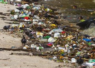 موضوع قصير عن تلوث المياه