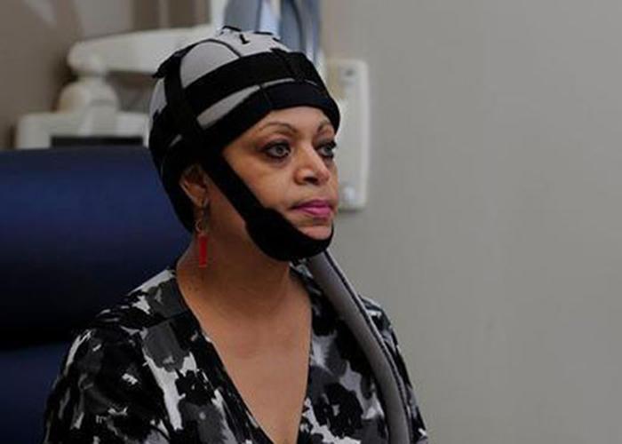 خوذة جديدة تساعدة مرضى السرطان على المحافظة على شعرهم!