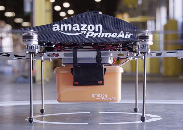 شركة أمازون ستقوم باستخدام مناطيد بدون طيار لتسليم البضائع