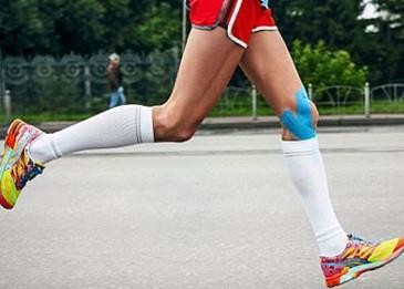 تعرف إلى أشرطة kinesiology اللاصقة التي تعالج الإصابات الرياضية