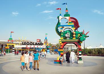 5 أسباب رائعة تدعوكم لزيارة منتزه ليجولاند دبي خلال عطلة عيد الأضحى المبارك