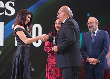 YEPREM قصة نجاح في حفل تكريم Forbes Middle East