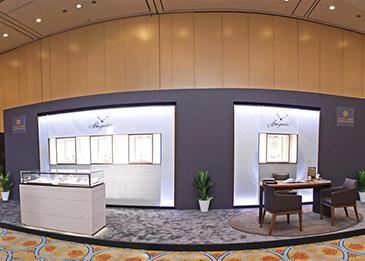 """معرض """"صالون الساعات الراقية"""" يفتح أبوابه في الرياض ويدهش العاصمة بتحف رائعة"""