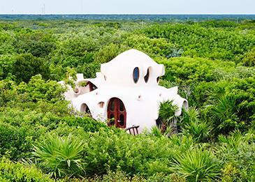 بعد أن كان منزلا لبابلو إسكابور... نظرة على منتجع تولام الساحلي بالمكسيك!