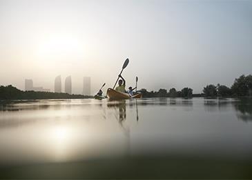 العاصمة أبوظبي تسجل ارتفاعاً في عدد نزلاء منشآتها الفندقية