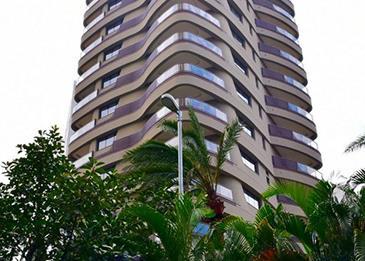 ابداع في ساو باولو بالبرازيل: مبنى من تصميم فيراري يلفت الأنظار