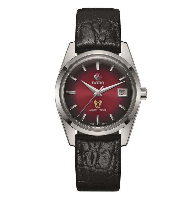 رادو تعيد تصميم ساعة Golden Horse مع لمسة ذكية تحمل الطابع الأصيل للعلامة العالمية