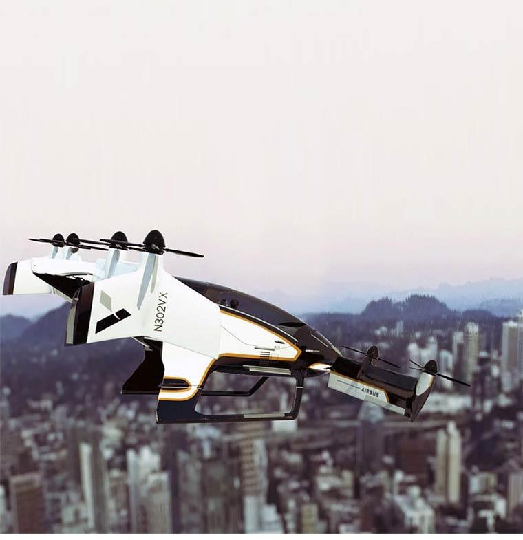 قبيل موعد إصدارها تجاريا في 2020 ... تعرف على طائرة الايرباص اللاسلكية