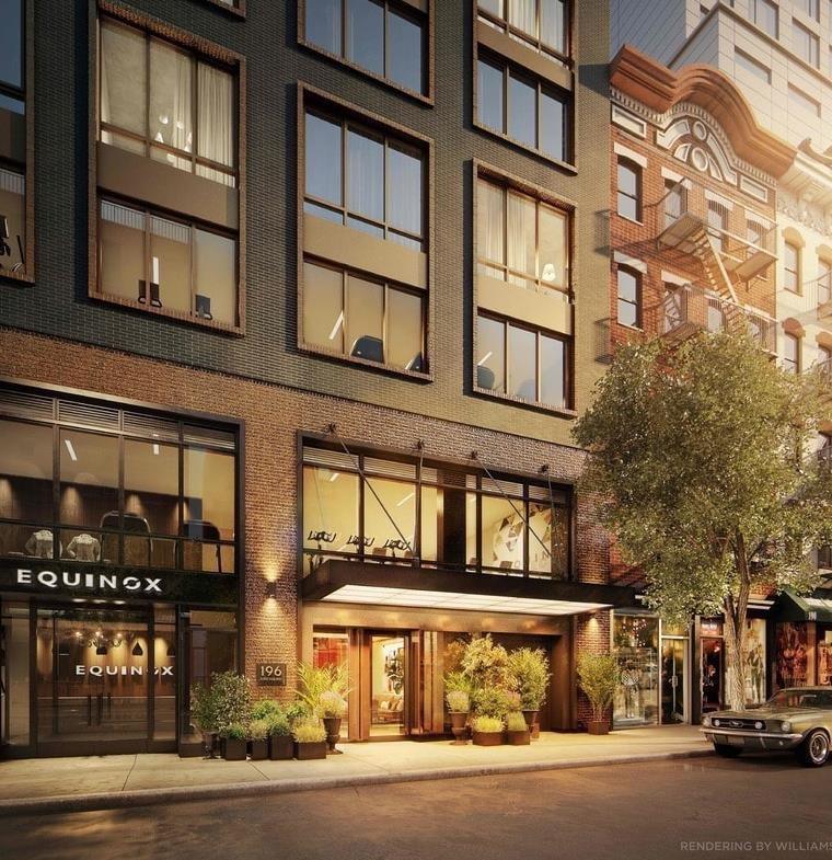 أول مبنى من القرميد الذهبي بحي مانهاتن في نيويورك !