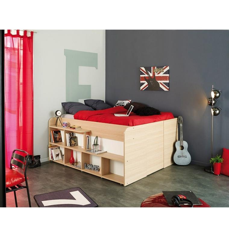 سرير يحتاجه كل ثنائي... مميزات أكثر من رائعة!