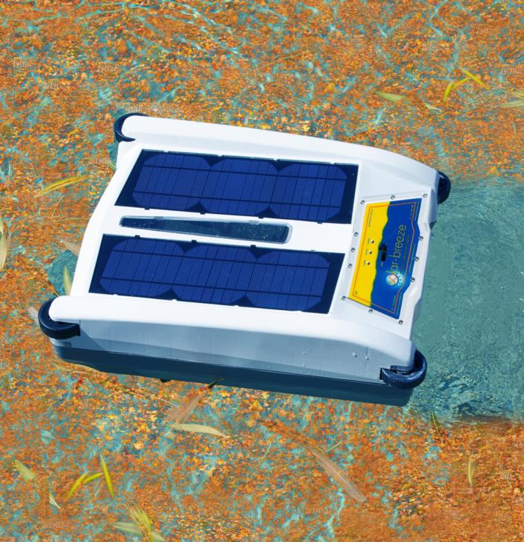 جهاز آلي يحافظ على نظافة أحواض السباحة... وفرّوا طاقتكم ومالكم!