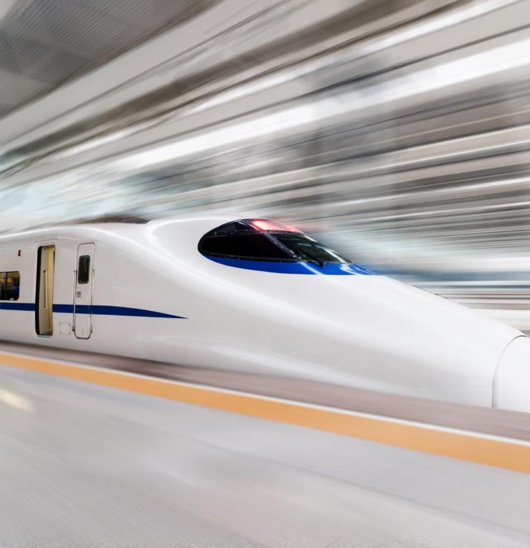 الصين تخطط لتصنيع قطار طائر بسرعة تصل إلى 2500 ميل/ ساعة