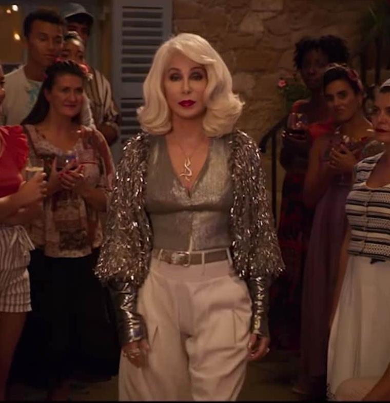 'Mamma Mia! Here We Go Again' ... إفتقار السحر ونجوم يلمعون